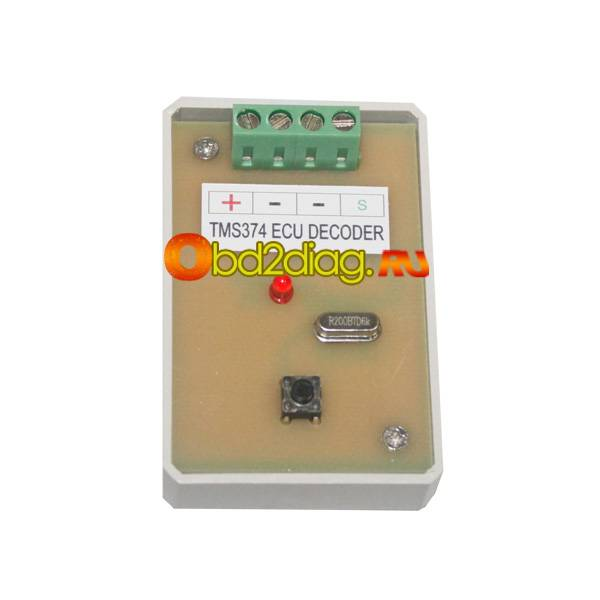 TMS374 ECU Decoder