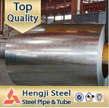 zinc 40g- 180g galvanized steel coil for roofing sheet