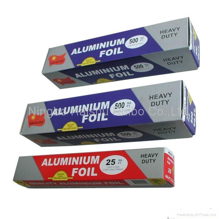 Heavy Duty Aluminum Foil Kitchen Foil Wrap