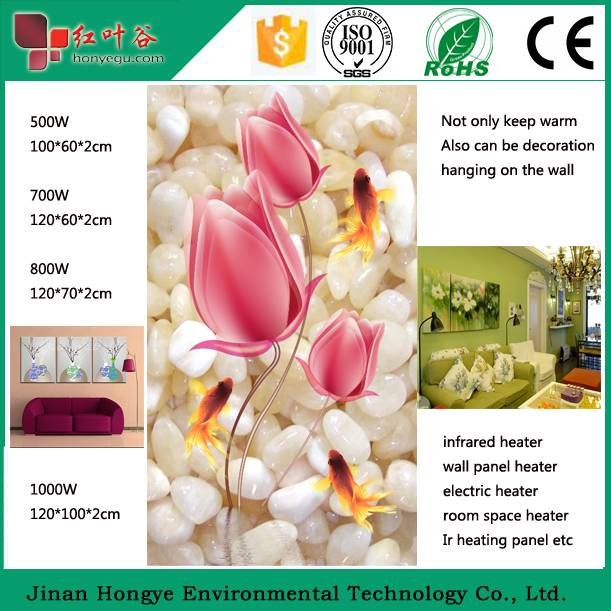 Wall Panel Electric Panel Heater With CE/RoHs Approved