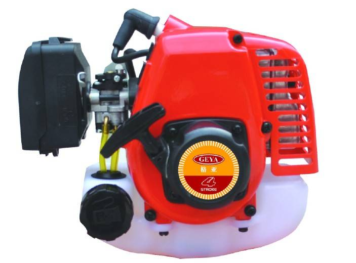 petrol engine&gas engine&power engine&1E32F model&2-stroke