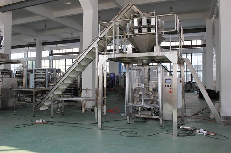 Automatic Granule Packing Machine (VFSH560)