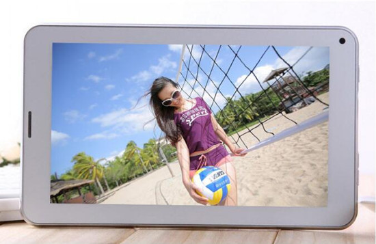 Wholesale simple 7 inch wifi 86v series Android 4.4 multi-language tablets