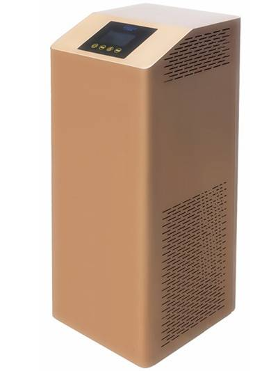 Electric Air Purifier with Ionizer
