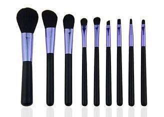 Professional Makeup Kits For Makeup Artist , Synthetic Hair Makeup Brushes