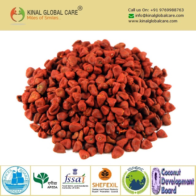 Best Quality Indian Annatto seeds