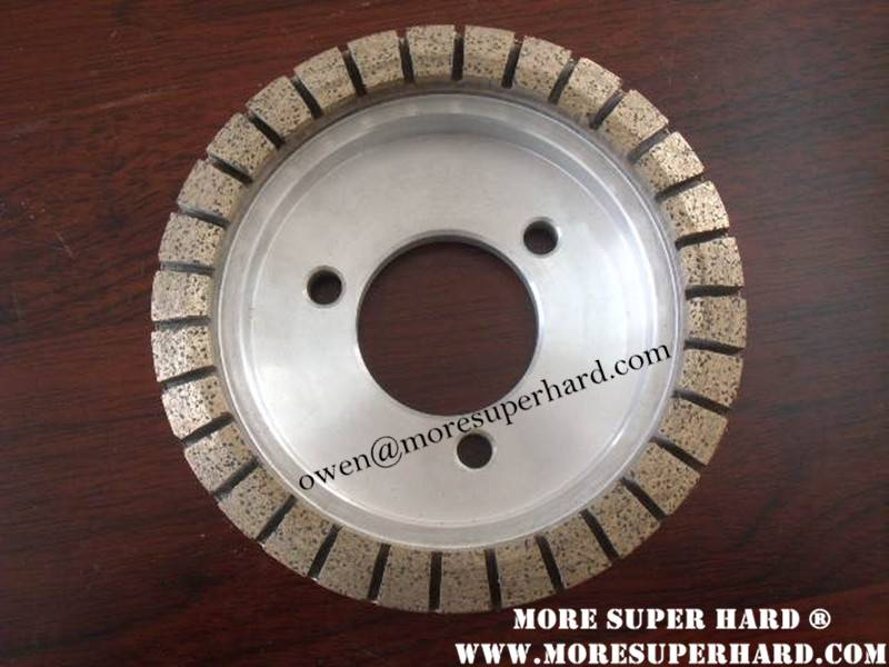Metal diamond grinding wheel for brake disc, pcd/pcbn tools polishing