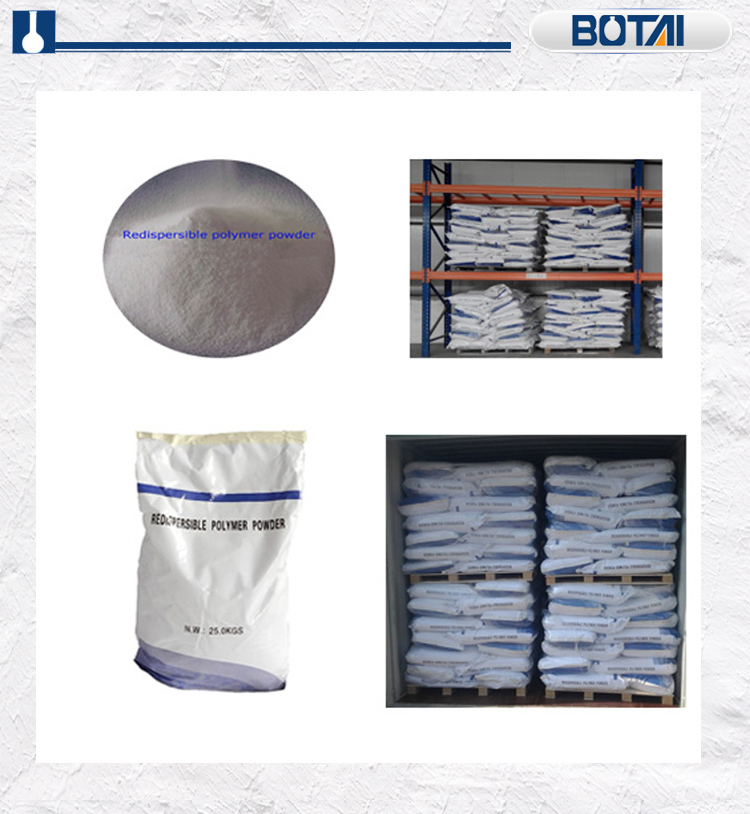 Re-dispersible emulsion powder (RDP)