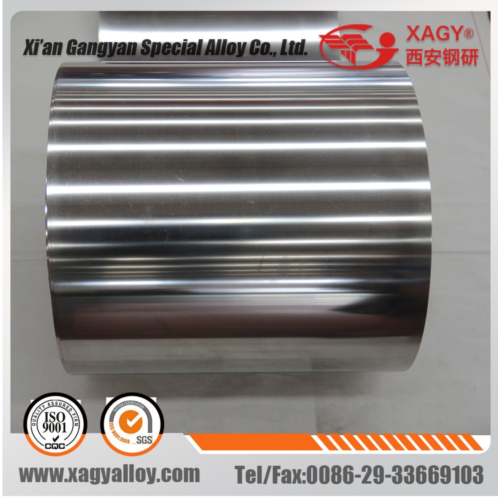 best of Asian precision alloy supermalloy with customized shapes