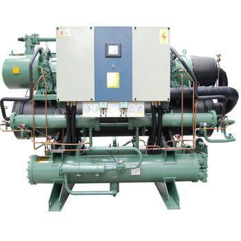 Water Chiller for Cold Room, with Large Cooling Capacity, Efficient Refrigeration Equipment