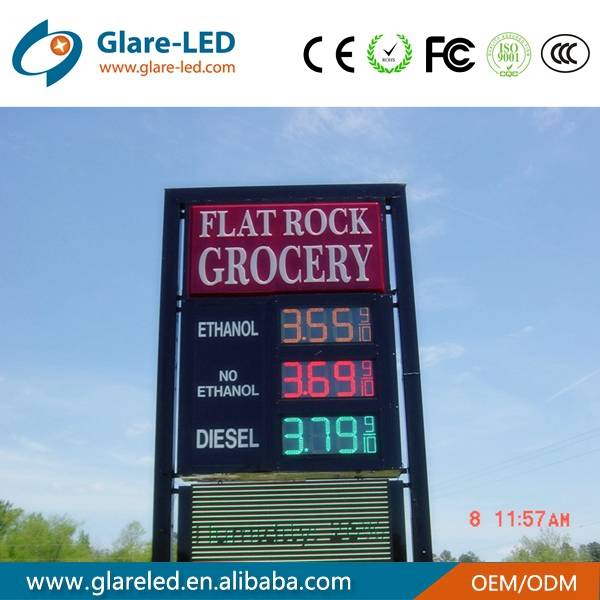 Most popular electronic price signs in USA