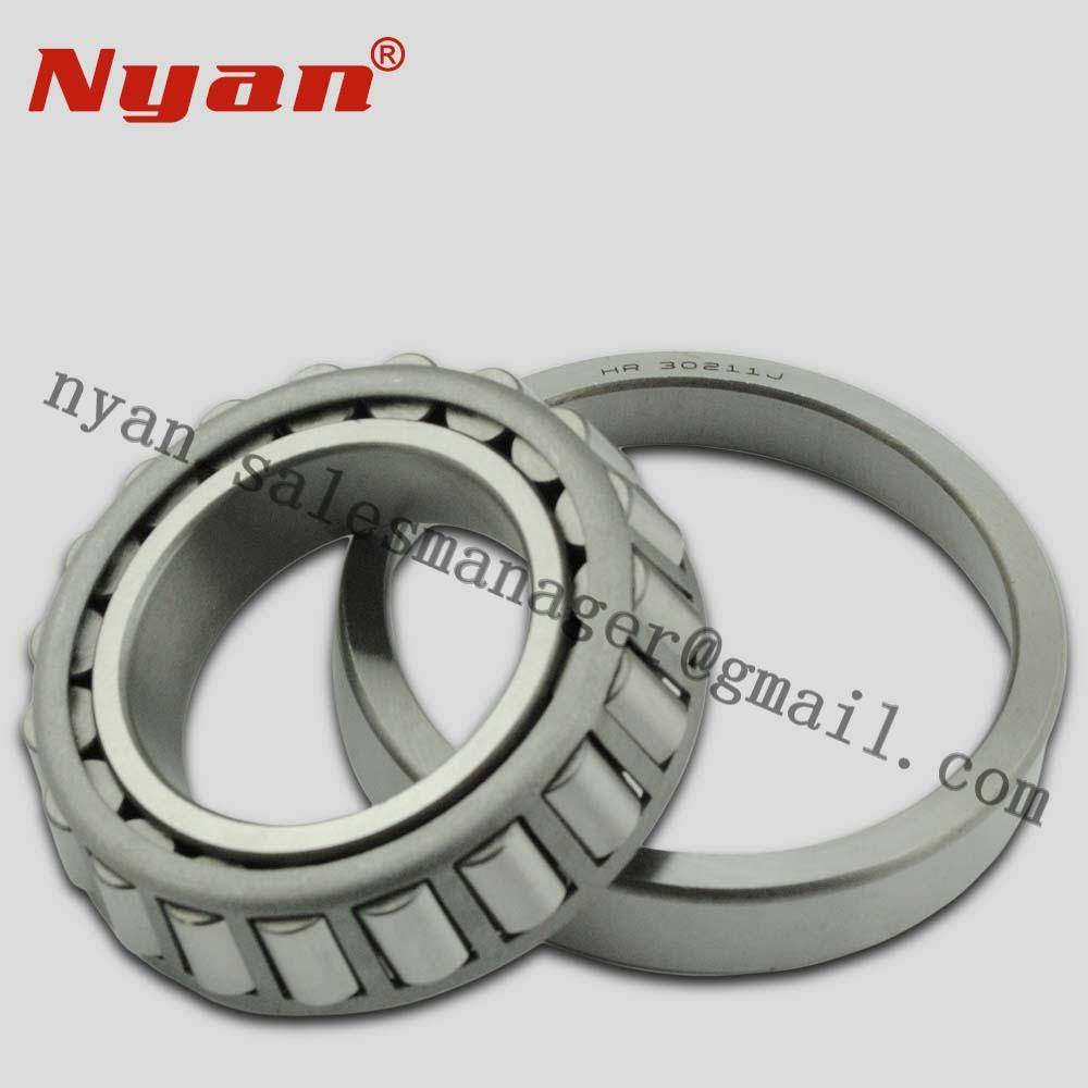 Excavator Bearings supplier manufacturer NYAN Bearing 30211