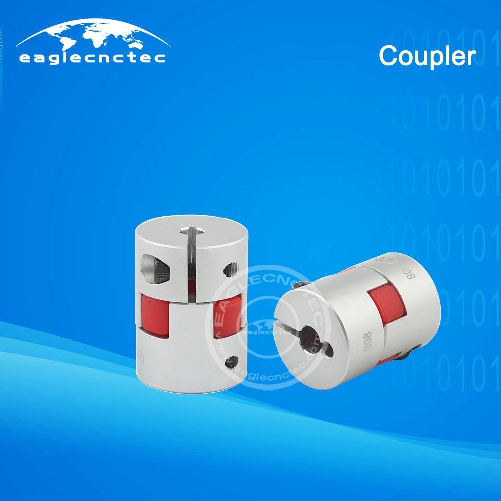 Stepper Motor Lead Screw Coupling CNC Flexible Shaft Coupler