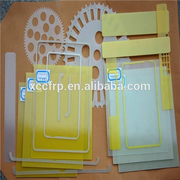 Custom Made laminated epoxy fiberglass plate, fiberglass sheet