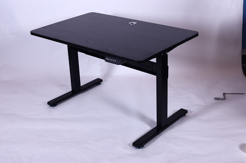 height adjustable desk for office use