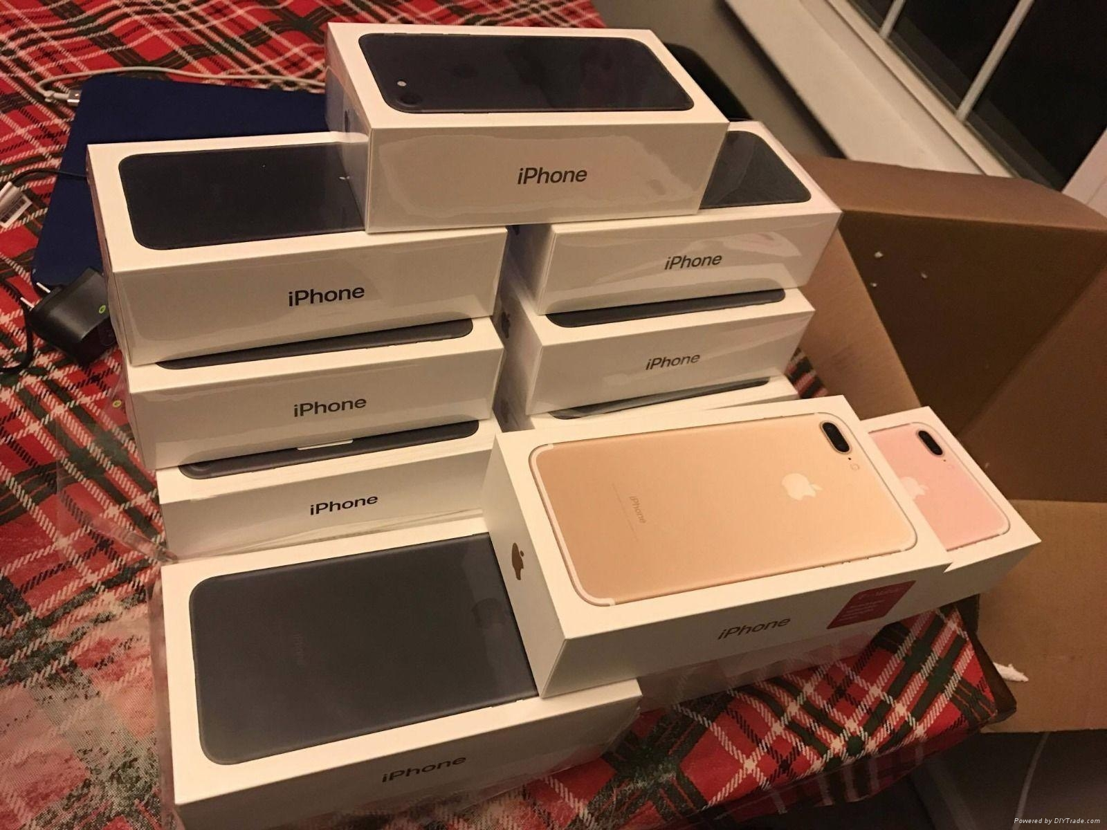 (NEW & SEALED) Unlocked APPLE iPHONE 7 PLUS 32GB,128GB,256GB Factory Unlocked
