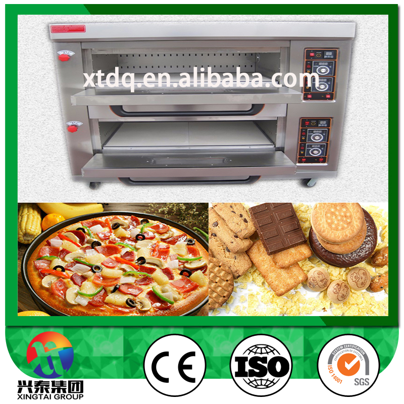 used bakery electric pizza oven with CE /price of cake oven