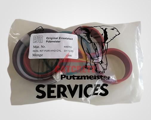 Putzmeister Seal Kit Seal Set For HYD Boom Cylinder 445760