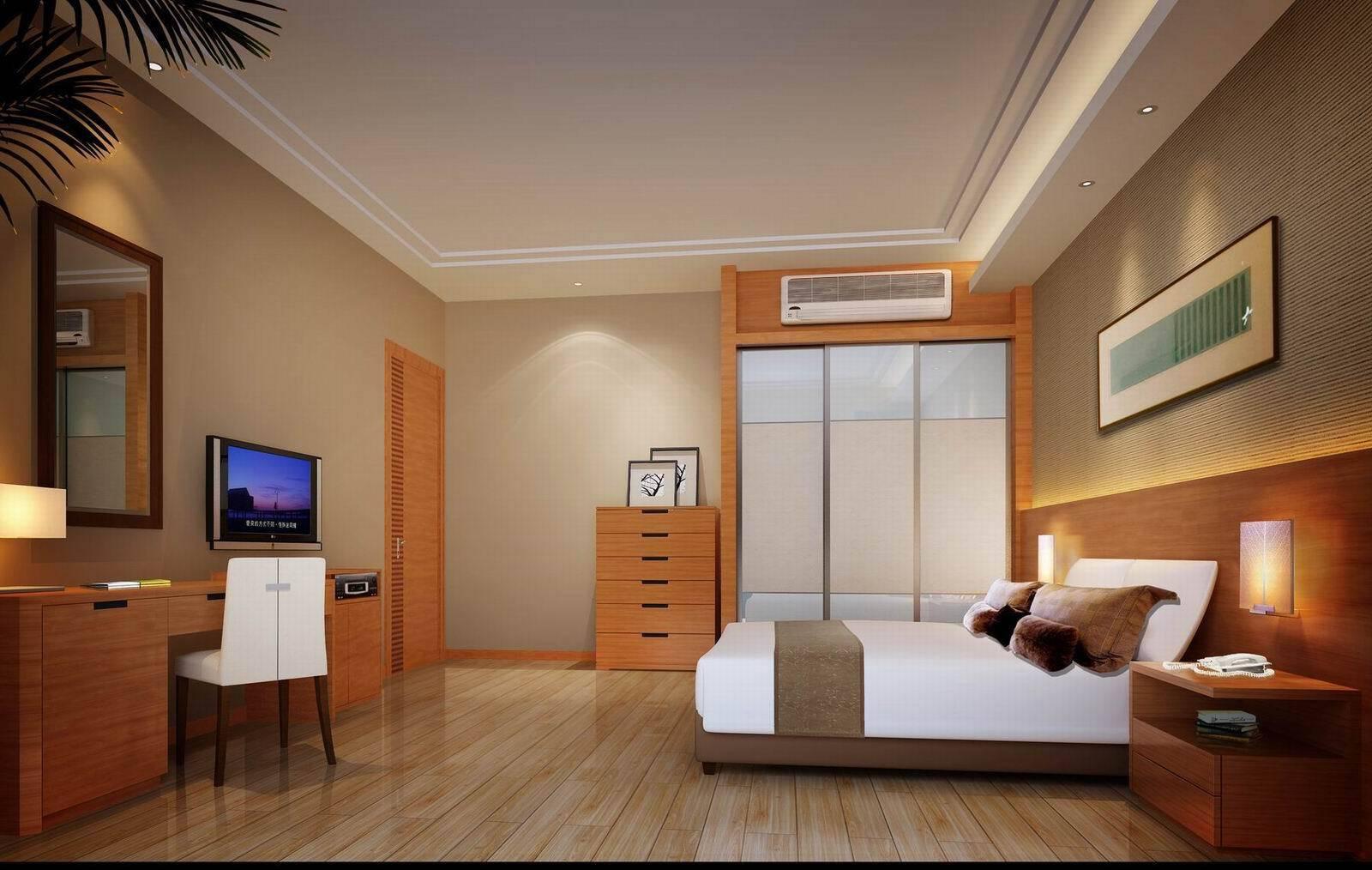hotel bedroom series