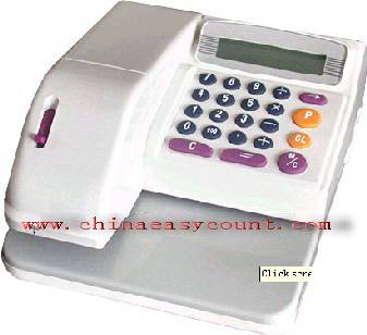 EC-10 Electronic Check Writer