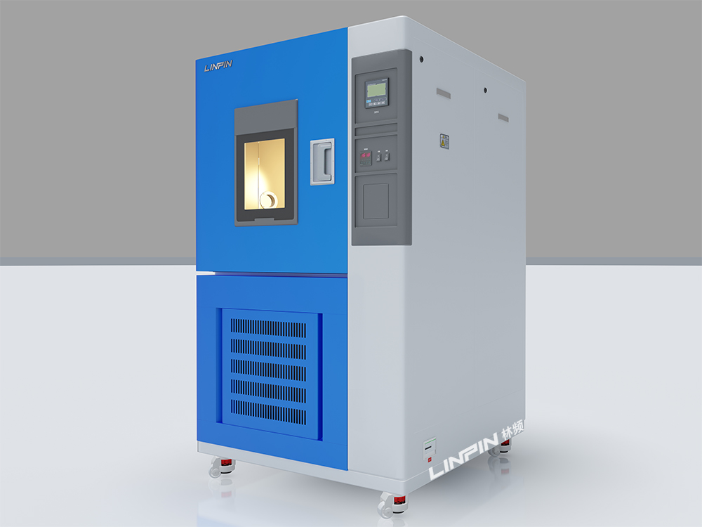 China Programmable Environmental Temperature Humidity Test Chamber Manufacturer