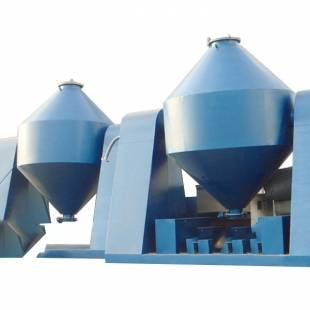 SZG series double cone rotating vacuum drier