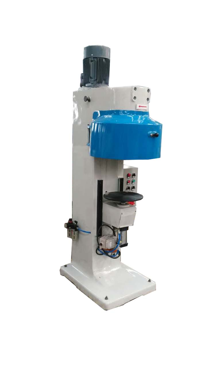 FG4 semi-automatic can seamer can sealing machine