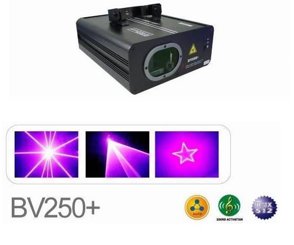 Laser Stage Light - Laser Scanner / Galvos - BV250+