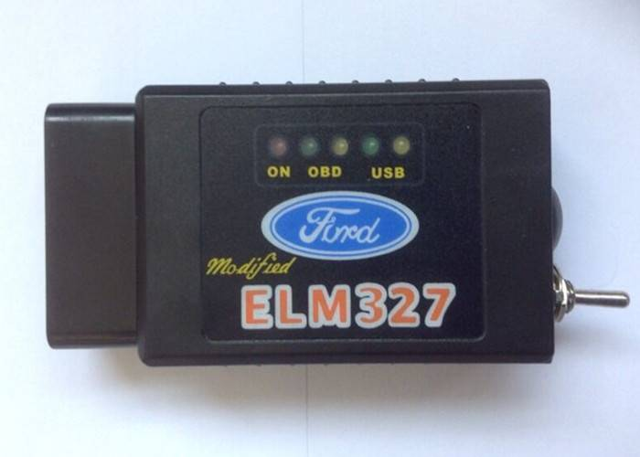 Forscan ELM 327 Bluetooth With Switch OBD2 CAN BUS Scanner Wireless Diagnostic Tool