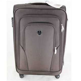 Grey luggage bag,trolley case,trolley bag from China