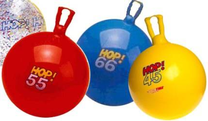 hop ball 45cm for Ages 4-6