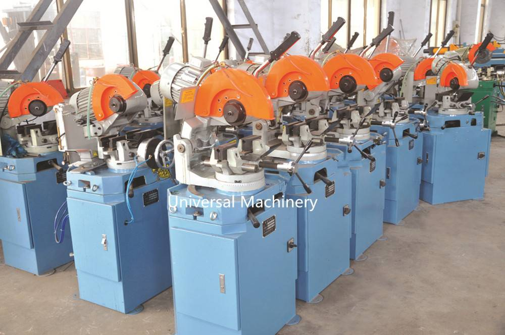 China manufacturer manual Pipe Cutting Machine