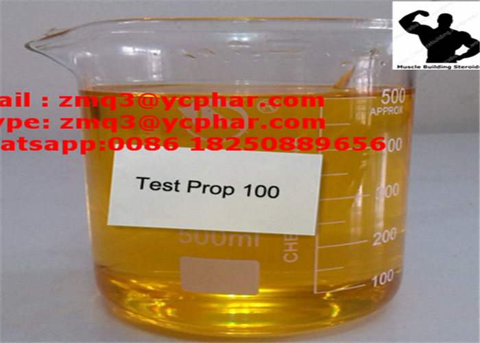 Testosterone Propionate 100mg/Ml for Muscle Growth High Customs Pass Rate