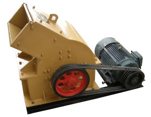 Heavy Equipment Hammer Crusher