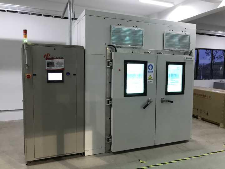 UV Preconditioning testing chamber/ UV aging chamber/PV Module testing machine