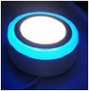LED Double Color Panel Light