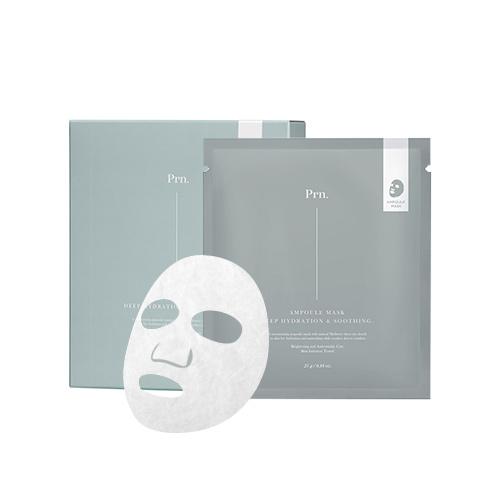 PRN Ampoule Mask(10pcs)_Moisture capturing ampoule mask