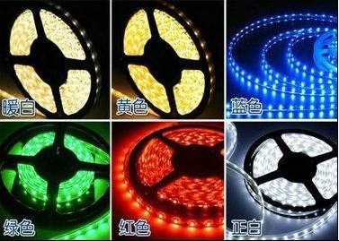 5M 300LED SMD3528/1210 Waterproof Flexible LED Strip lights LED holiday light Car Truck Boat Flex LE