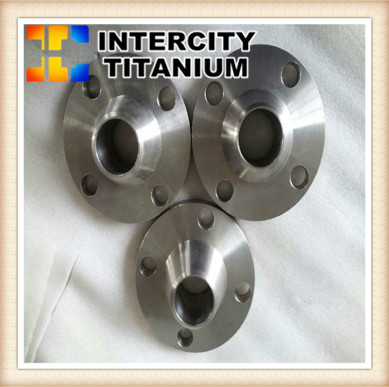 china manufacturer industry ANSI B16.5 Gr2 titanium forging flange