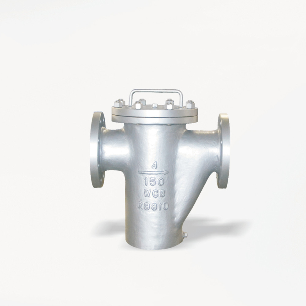 ANSI basket strainer fluid filter for industry filter