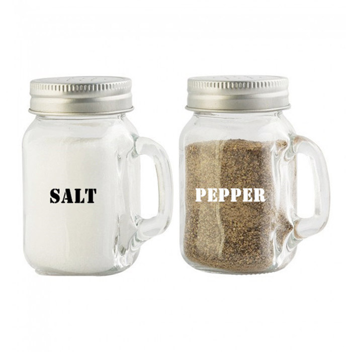 4oz Glass Mason Jar