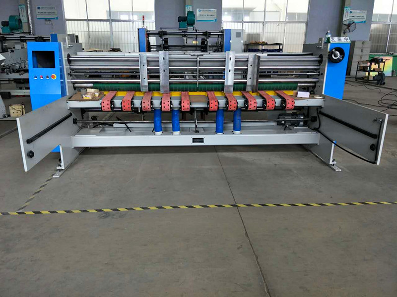 QZ920B Full Automatic Down Folding Folder Gluer Manufacturer