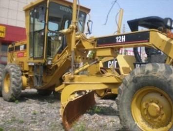 used earthmoving equipment carterpillar motor grader CAT12G