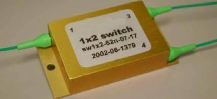 MEMS Optical Switch 1x2 2x2 MEMS Switch 1310nm 1550nm
