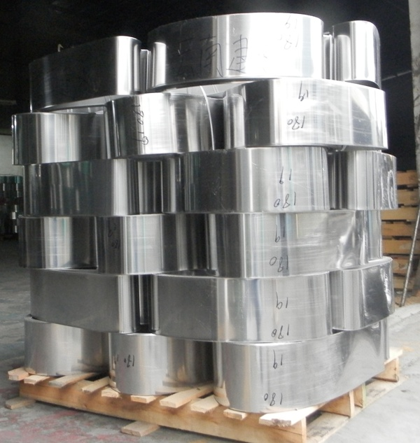 stainless steel belt for aluminum rod casting machine