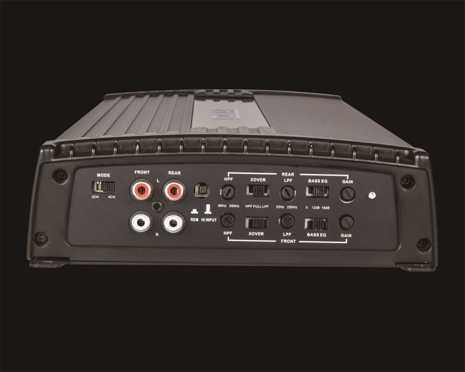 Car audio RT150.4DR Digital Car Amplifier