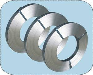 Low price 301 stainless steel strip