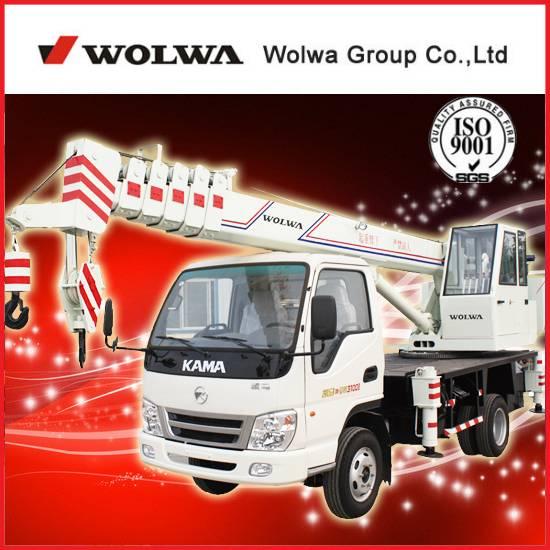 6 ton truck crane for sale