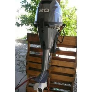 2006 YAMAHA 20HP 4 STROKE OUTBOARD MOTOR - Samudra Marine