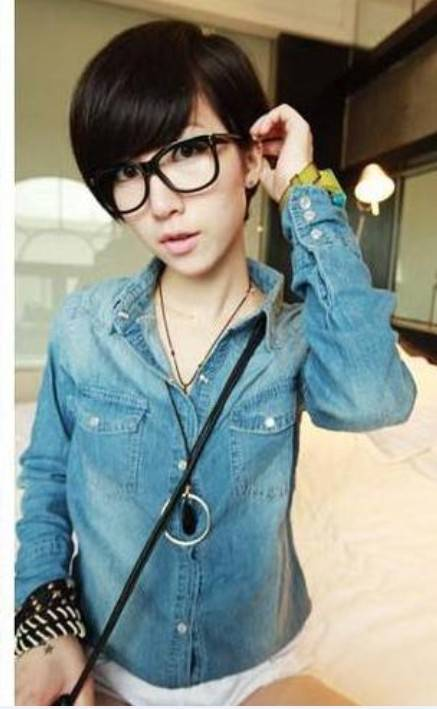 Classical Style Jeans Fashion Shirt,Whlesale Womens Jeans